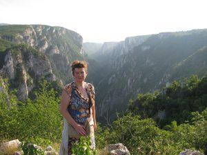 Лазарев каньон, Видиковац 1