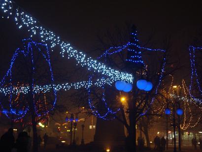 Новый год Сербия