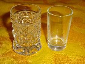 чаша для сербской ракии