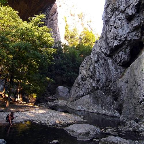 Сербия_Вратна_каньон
