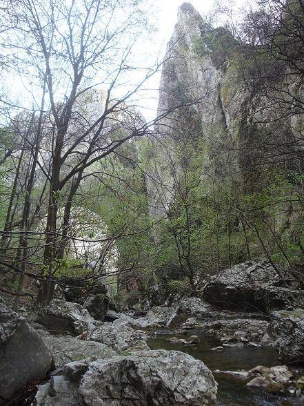 Чудо природы: Вратнянские каменные ворота