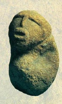 Лепенски Вир скульптура_3