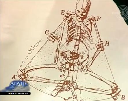 Лепенски Вир: skelet