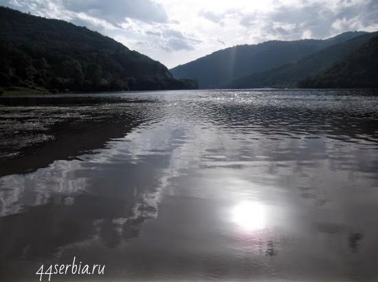 Сокобаня, Бованское озеро