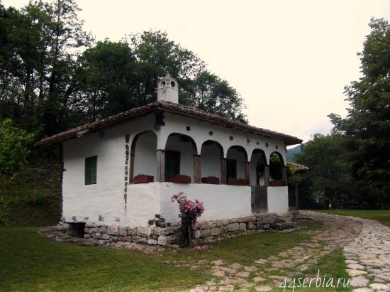 Этно дом