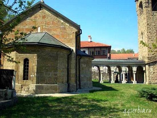 Монастырь Буково