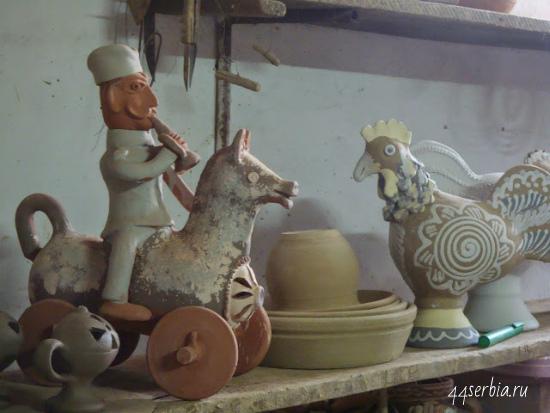 Сербия фото: самобытная сербская керамика
