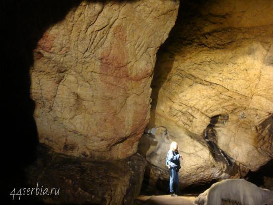 Лазарева (Злотска) пещера