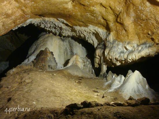 Пещерные украшения
