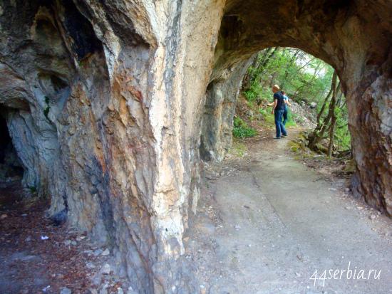 Достопримечательности Лазарева каньона