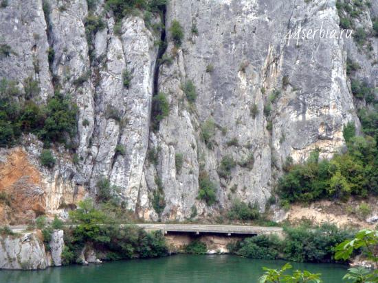 Румынский берег Дуная