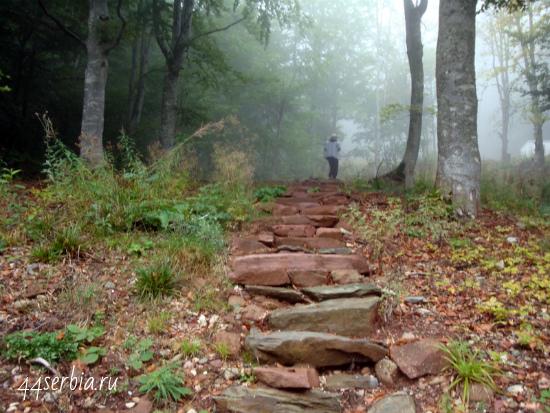 Стара Планина пешеходные прогулки
