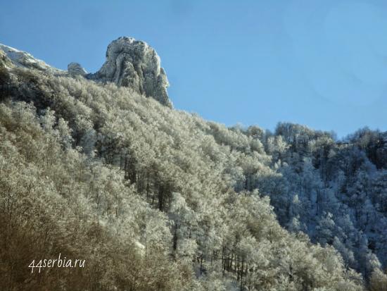 Стара Планина - Бабин Зуб