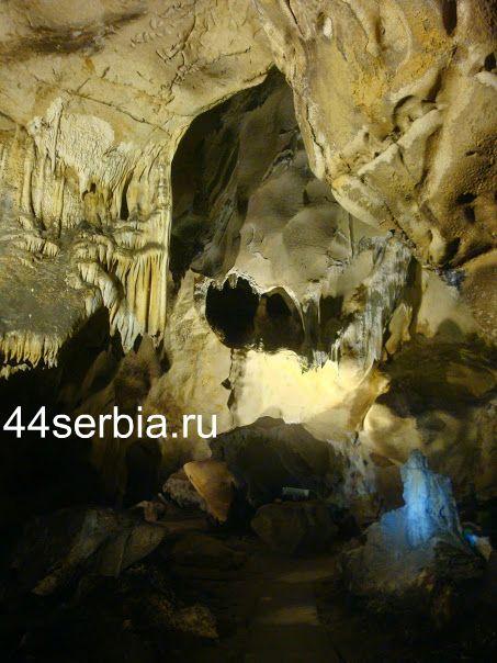 Концертный зал в пещере
