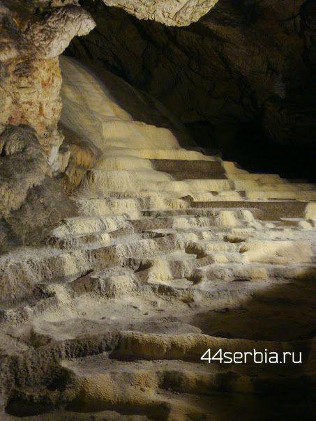 Пещеры Сербии