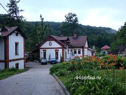 Serbia Brestovachka banja