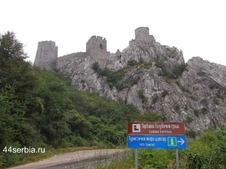 Голубац крепость