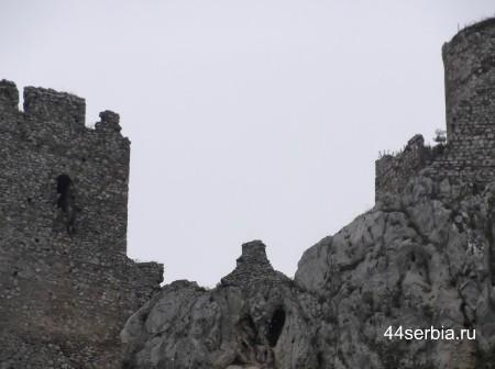 Голубачки град крепость Сербия
