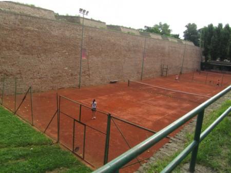 Калемегдан теннисный корт
