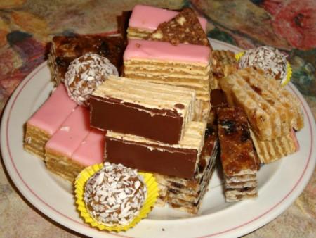 Сербская кухня: колачи