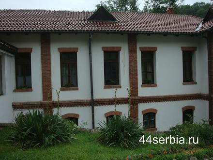 Курорт в Сербии