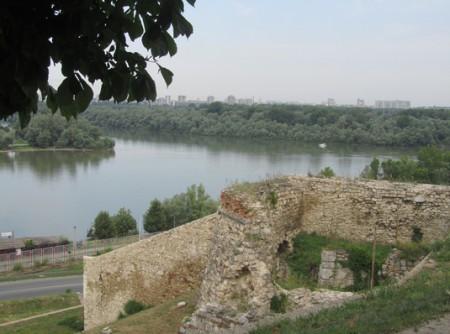 Сава и Дунай