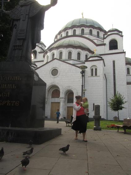 Храм Святого Савы в Белграде
