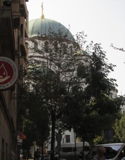 Собор Святого Савы Белград