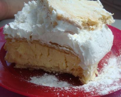 Торт в Сербии