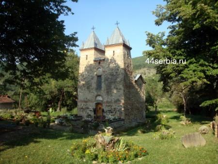Crkva u Donji Kamenici