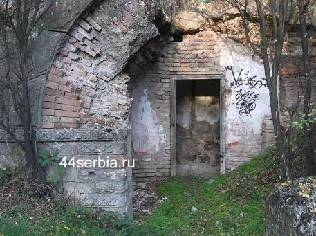 Сербская крепость