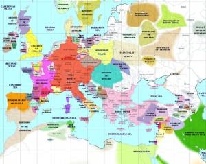 Европа 11 век