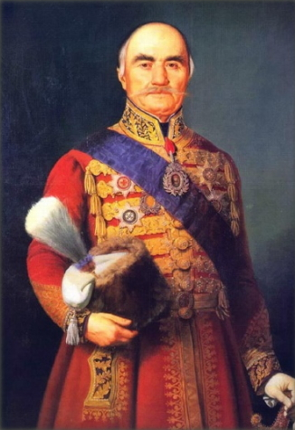 Князь Милош Сербия