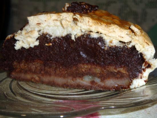 Васина торта запечёная