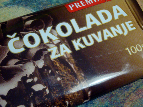 chokolada
