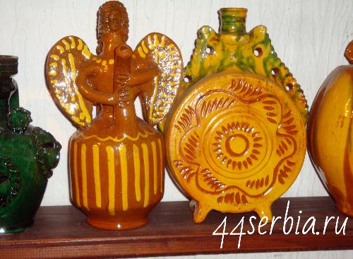 Сербская керамика