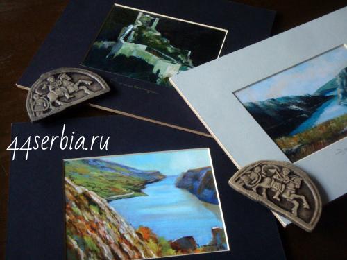 Сувениры Сербия