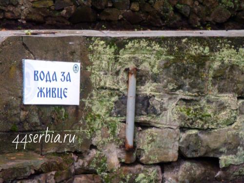 Вывеска на сербском 16