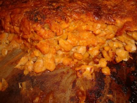 Сербские блюда - фасоль