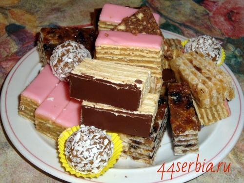 Сербские блюда, сербские колачи