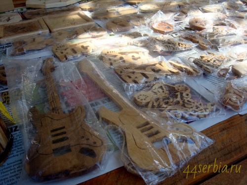 Гитариада сувениры