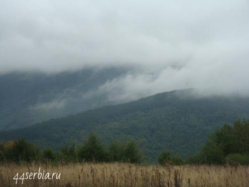 Стара Планина в Сербии