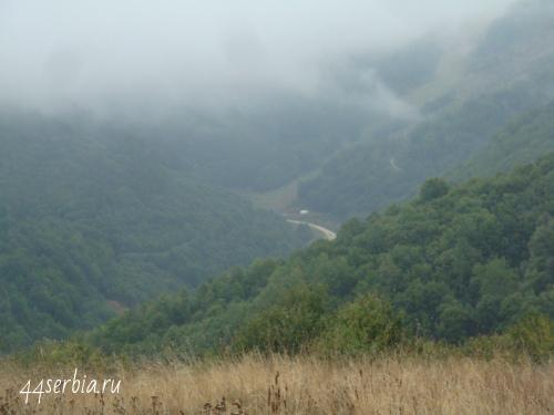 Горный массив Стара Планина Сербия