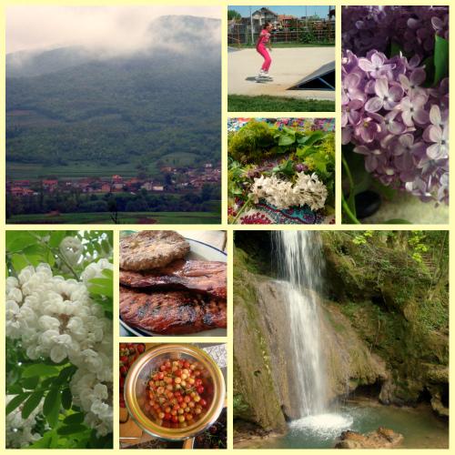 Весна в Сербии, май в Сербии