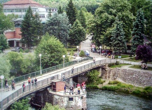 Санатории Сербии