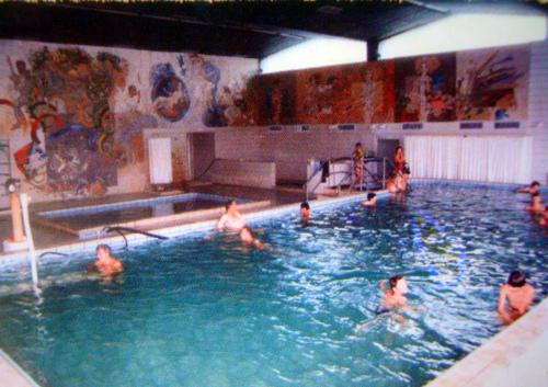 Сербия санаторий термальные воды