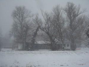 Бывает ли в Сербии снег