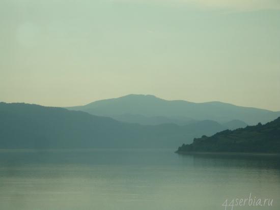 Сербия фото, Дунай