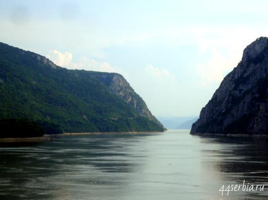 Сербия: Дунайское щелье