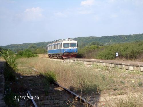 Сербские железные дороги (маленькое путешествие)